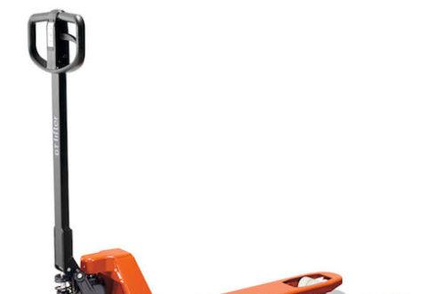 Rozšiřujeme nabídku o paletové vozíky